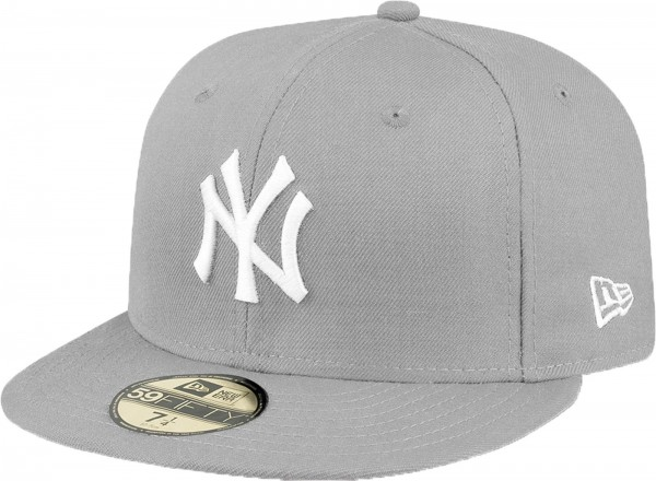 New Era - MLB New York Yankees Essential 59Fifty Cap - grey