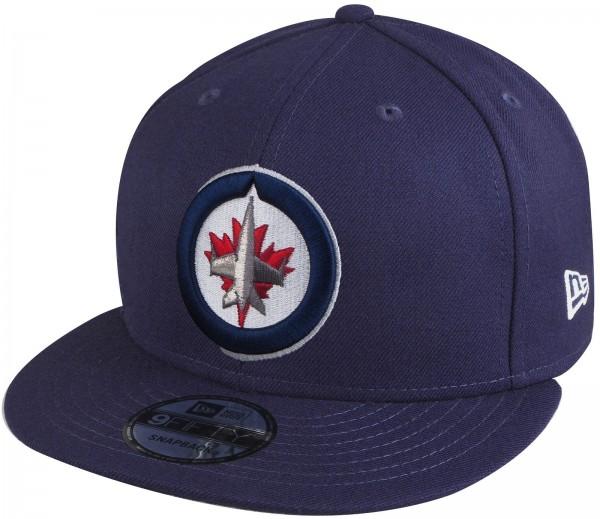 New Era - NHL Winnipeg Jets 9Fifty Snapback Cap - navy