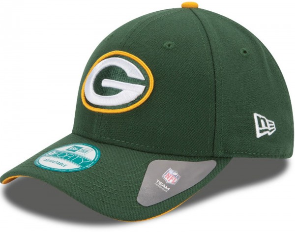 New Era - NFL Green Bay Packers The League 9Forty Cap - green