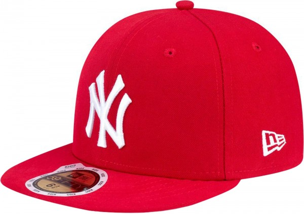 New Era - MLB New York Yankees Essential Kids 59Fifty Cap - red