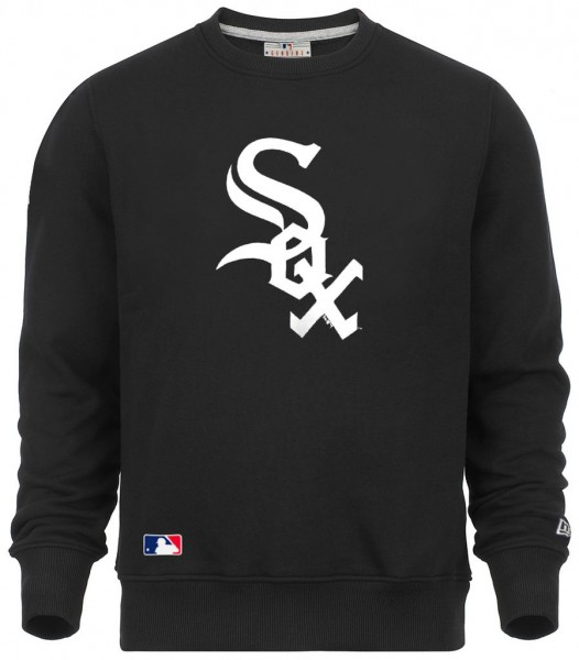 New Era - MLB Chicago White Sox Team Logo Sweatshirt - black