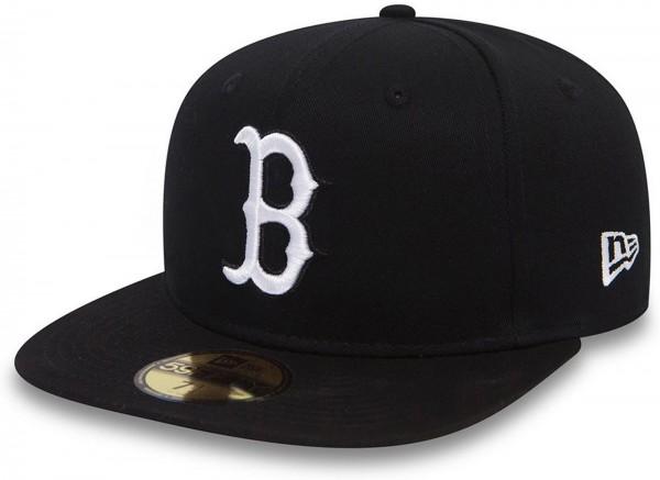 New Era - MLB Boston Red Sox Essential 59Fifty Cap - Schwarz