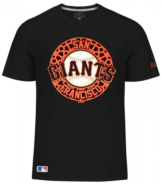 New Era - NFL San Francisco Giants Street T-Shirt - black