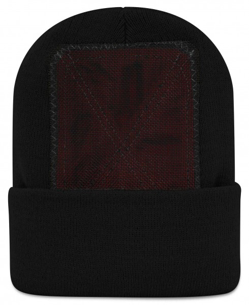 Headspin Beanie cap Gelb One Size BACKSPIN Function Wear