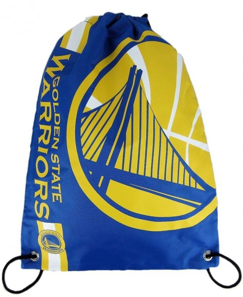 Forever Collectibles - NBA Golden State Warriors - Cropped Logo Turnbeutel