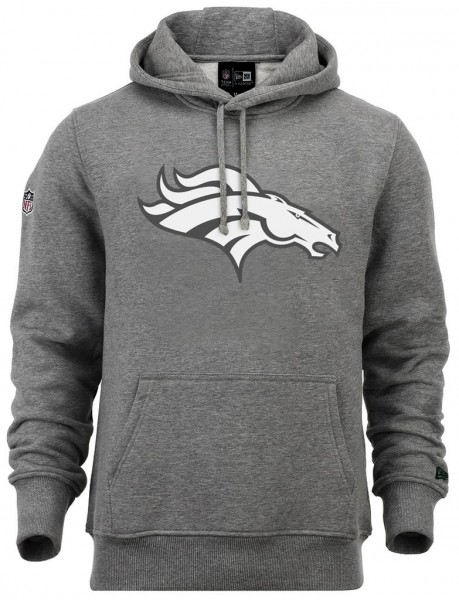 New Era - NFL Denver Broncos Two Tone Hoodie - grey