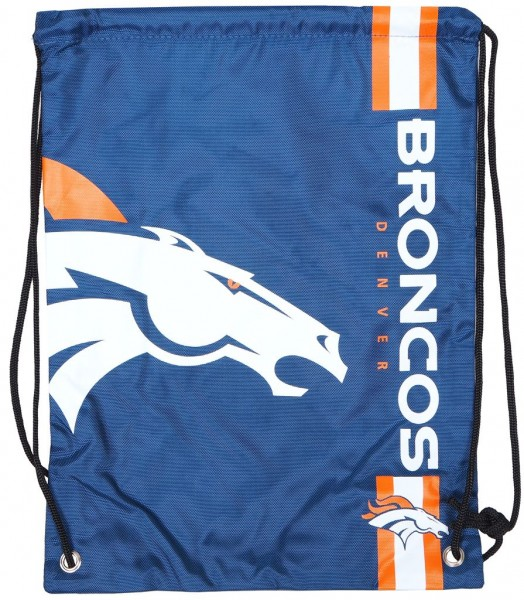Forever Collectibles - NFL Denver Broncos - Cropped Logo Turnbeutel