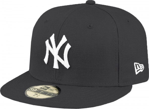 New Era - MLB New York Yankees Essential 59Fifty Cap - anthracite