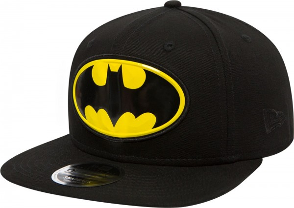 New Era - Batman 9Fifty Tonal Weld Snapback Cap - black