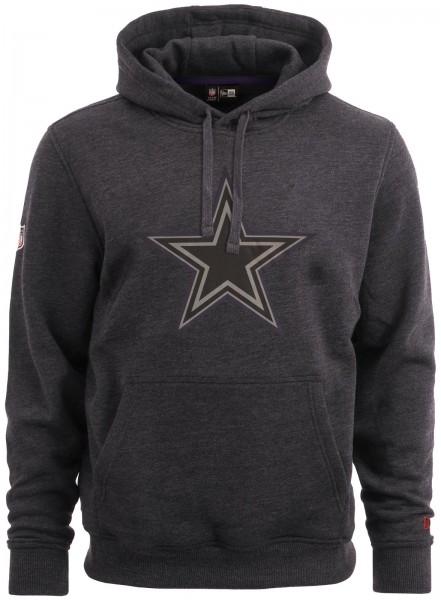 New Era - NFL Dallas Cowboys Two Tone Pop Hoodie - grey