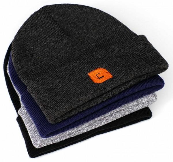 BACKSPIN Sportswear - Beanie Basic - Zufallsfarbe