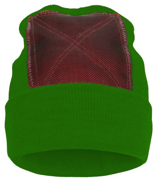 BACKSPIN Function Wear - Beanie / Headspin-Cap - OneSize - kelly
