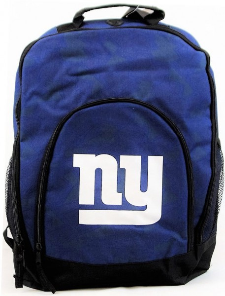 Forever Collectibles - NFL New York Giants Camouflage - Rucksack