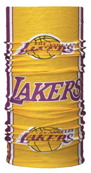 Forever Collectibles - NBA Los Angeles Lakers Kopftuch - Mehrfarbig Gesamtansicht