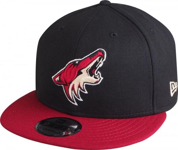 New Era - NHL Arizona Coyotes 9Fifty Snapback Cap - black-red