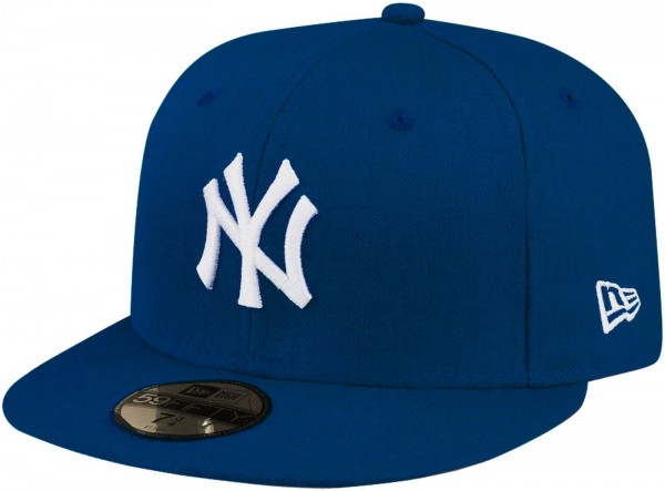 New Era - MLB New York Yankees Essential 59Fifty Cap - royal
