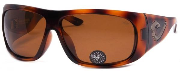 Black Flys - Tahitian Hooker - Sonnenbrille polarisiert - Braun