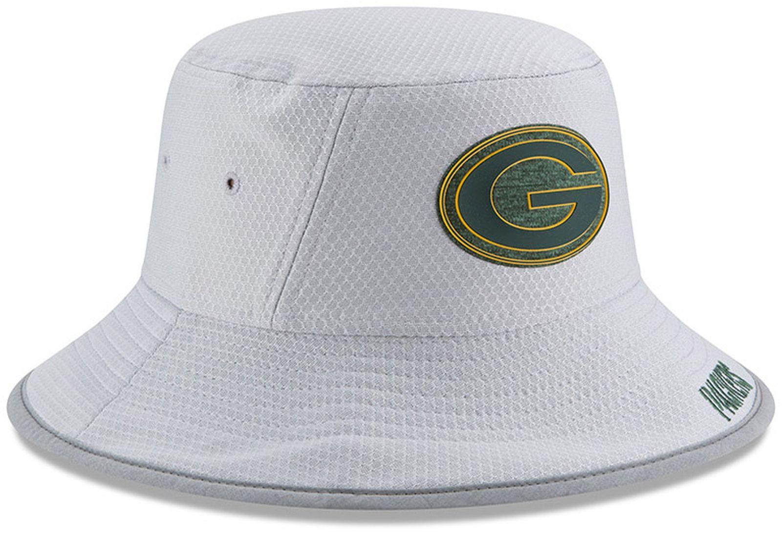 ... Vorschau  New Era - NFL Green Bay Packers On Field 2018 Training Bucket  Hat Hut ... 26c6da6d473c
