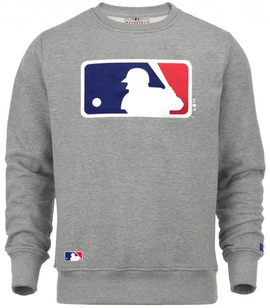 New Era - MLB Logo Sweatshirt - grey