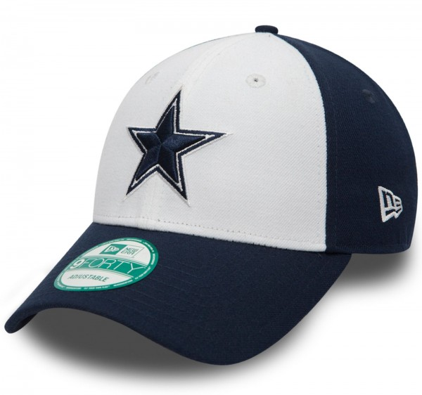 New Era - NFL Dallas Cowboys The League 9Forty Cap - navy-white