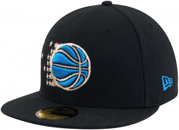 New Era - NBA Orlando Magic Team HWC 59Fifty Cap - Schwarz