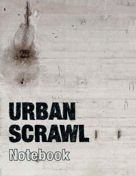 Publikat Publishing - Urban Scrawl Notebook Buch