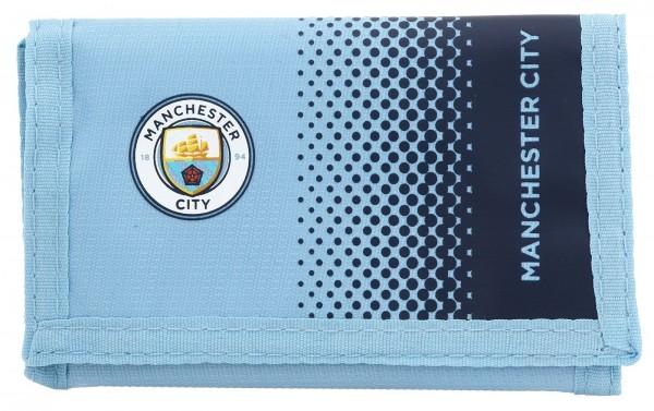 Forever Collectibles - EPL Manchester City Portemonnaie - Blau Vorderansicht