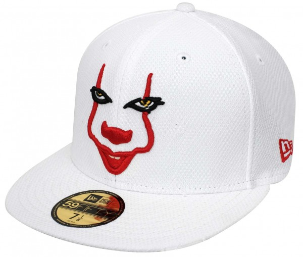 New Era - Stephen Kings Es 59Fifty Fitted Cap - Weiß
