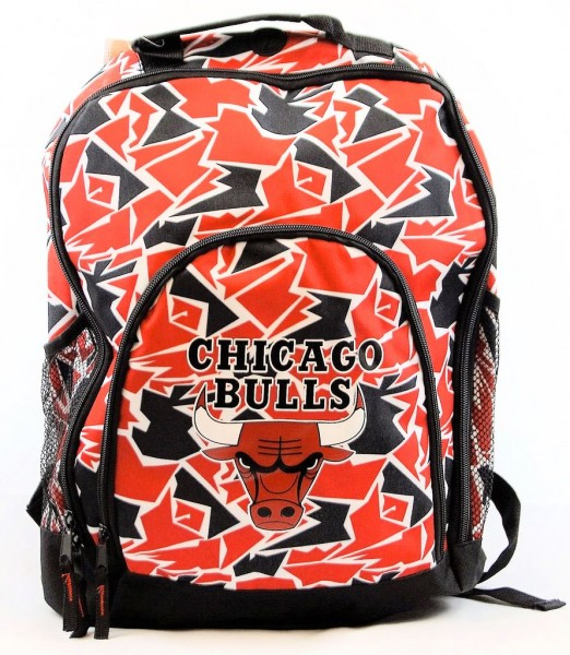 Forever Collectibles - NBA Chicago Bulls Established - Rucksack