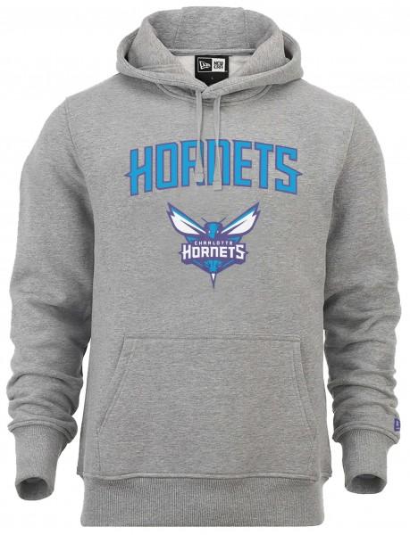 Kapuzenpullover mit gedrucktem Logo des NBA Teams Charlotte Hornets