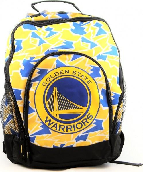 Forever Collectibles - NBA Golden State Warriors Established - Rucksack