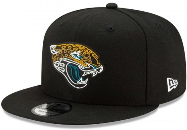 New Era - NFL Jacksonville Jaguars 2020 Draft Official 9Fifty Snapback Cap - Schwarz Ansicht vorne rechts