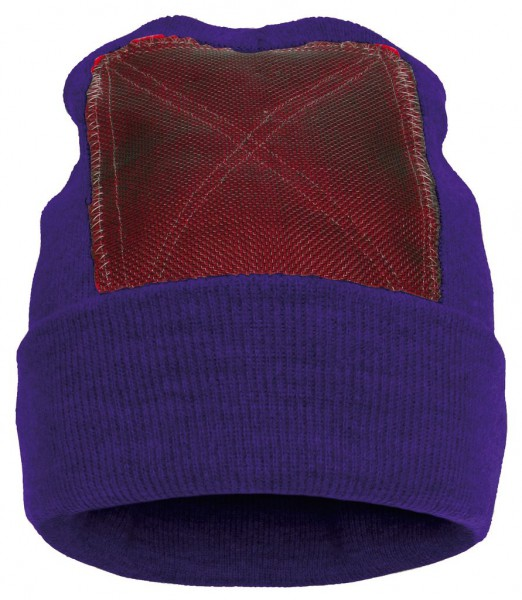 BACKSPIN Function Wear - Beanie / Headspin-Cap - OneSize - purple