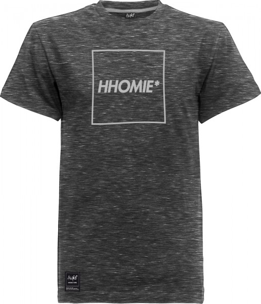 Aight* - HHomie T-Shirt - anthracite-grey