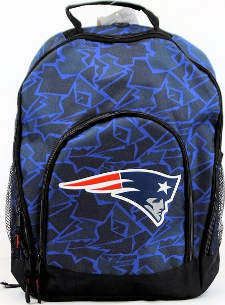 Forever Collectibles - NFL New England Patriots Camouflage - Rucksack