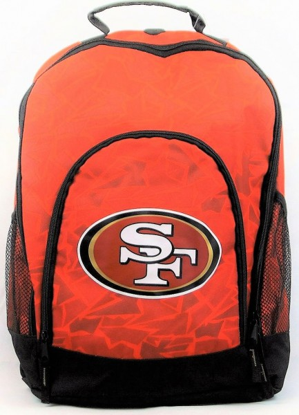 Forever Collectibles - NFL San Francisco 49ers Camouflage - Rucksack