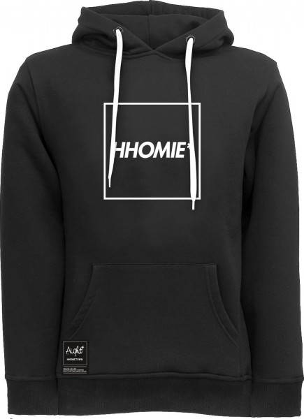 Aight* - HHomie Hoodie - black-white