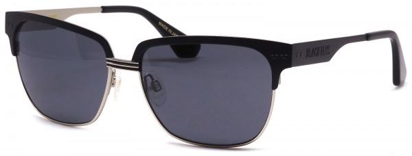 Black Flys - Fly Kennedys - Sonnenbrille - Schwarz Silber