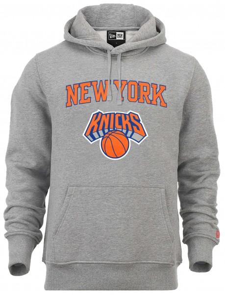 Kapuzenpullover mit gedrucktem Logo des NBA Teams New York Knicks