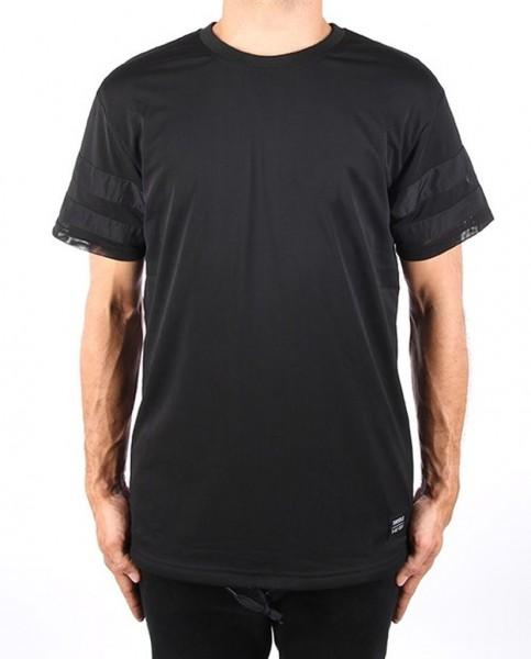 Serious B-Boy Gear - BeeVeeDee Throwover Shirt - black