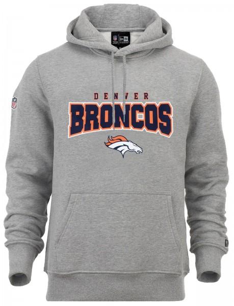 New Era - NFL Denver Broncos Ultra Fan Hoodie - grey