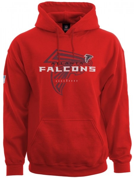 Majestic Athletic - NFL Atlanta Falcons Great Value Hoodie - red