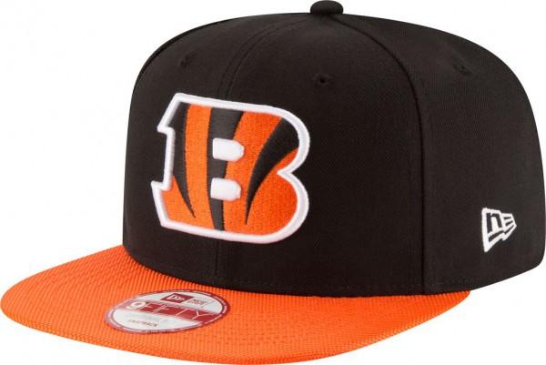 New Era - New Era - NFL Cincinnati Bengals 2016/17 Sideline 39Thirty Cap - black
