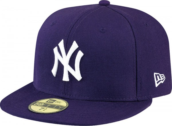 New Era - MLB New York Yankees Essential 59Fifty Cap - purple