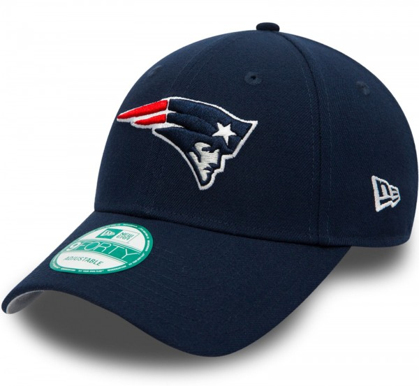 New Era - NFL New England Patriots The League 9Forty Cap - navy
