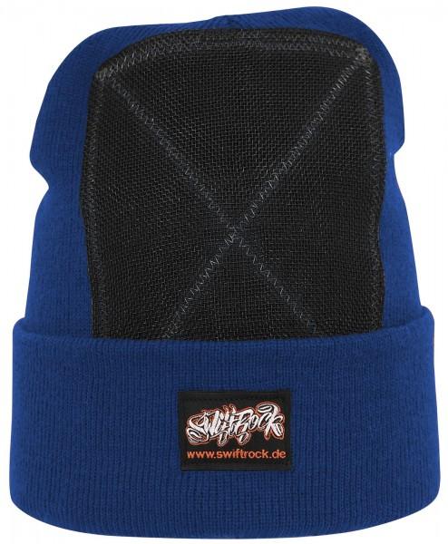 SR Rocking Gear - Swift Rock Classic Headspin Beanie - Königsblau