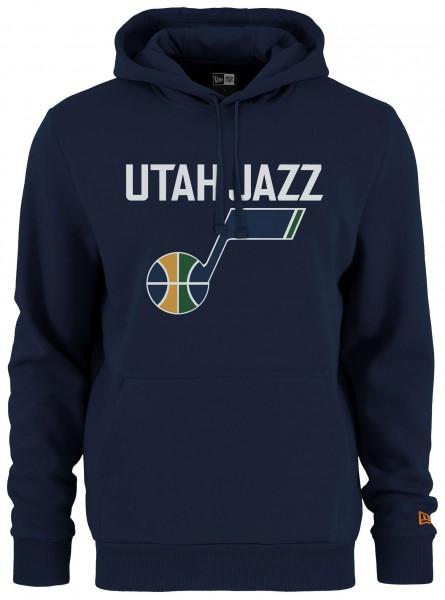 Kapuzenpullover mit gedrucktem Logo des NBA Teams Utah Jazz