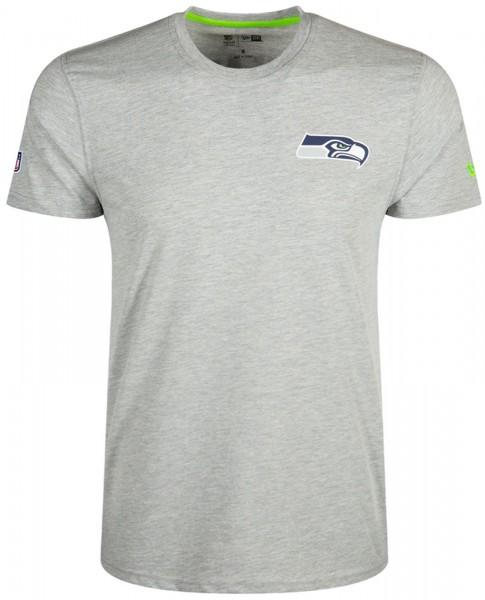 New Era - NFL Seattle Seahawks Apparel T-Shirt - light grey