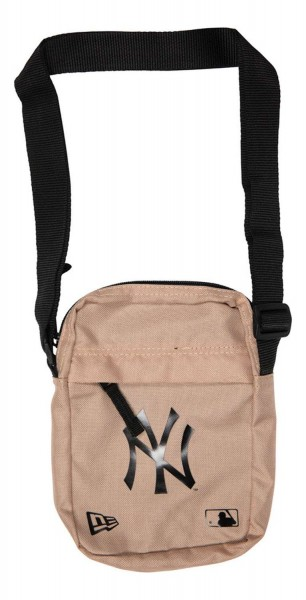 New Era - MLB New York Yankees Side Bag Tasche - Khaki Vorderansicht