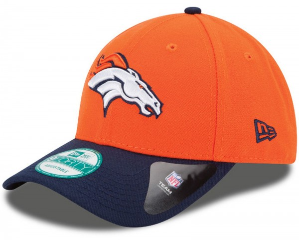 New Era - NFL Denver Broncos The League 9Forty Cap - orange